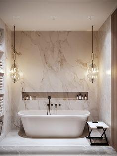 Pin By Jo Brecht On Bad Bathroom Master Bathroom Interior Design Hall, Futuristisches Design, Bathroom Sink Vanity, Small Bathroom, Master Bathroom, Bathroom Store, Bathroom Design Inspiration, Bad Inspiration, Apartment Projects
