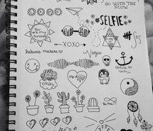 Inspiring image dibujos, grunge, supplies, tumblr, Diseños, school books #3228205 by LADY.D - Resolution 332x443px - Find the image to your taste