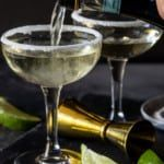 Gin And Prosecco Cocktail, Signature Cocktail, Party Needs, Tableware, Dinnerware, Tablewares, Dishes, Place Settings