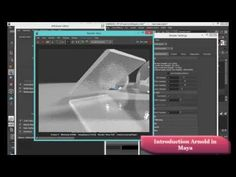 Introduction to Arnold Renderer for Maya - YouTube