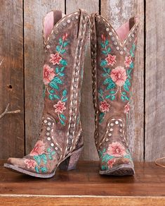 Junk Gypsy by Lane Boots for Women are now available at RiverTrail Mercantile. All Junk Gypsy cowgirl boots ship fast and free here at RiverTrail. Red Cowboy Boots, Cowboy Boots Women, Western Boots, Western Wear, Cute Shoes, Me Too Shoes, Over Boots, Studded Heels, Shoe Boots