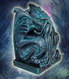 Click to Enlarge: Terrain & Scenery: Statue of Elder God