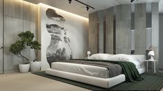 Bored of Your Bedroom? You have Gotta Try This Stylish Bedroom Design