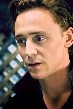 Thomas William Hiddleston. How anyone can think you are not handsome and beautiful is beyond me.