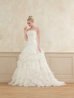 Robe de mariée Albertine