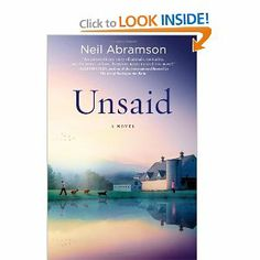 Available on Amazon.  Unsaid is a fictional, yet amazing story of the animal bonds we keep for life and beyond...!