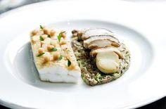 Alain Ducasse au Plaza Athenee (France) signature dish