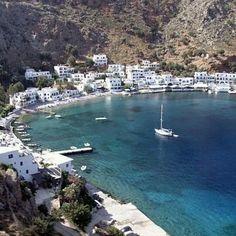 Loutro, Crete