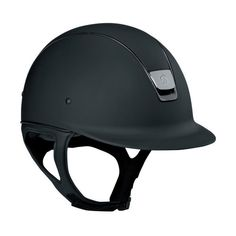 Samshield Shadow Matt® Helmet** | Dover Saddlery ($420) ❤ liked on Polyvore featuring helmets