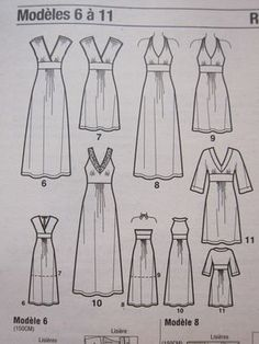 free boss dress empire woman Source by Robe Style Empire, Sewing Online, Couture Sewing, Dress Sewing Patterns, Diy Clothing, Couture Dresses, Simple Dresses, Dressmaking, African Fashion