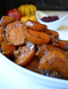 """The """"Best"""" Candied Yams 
