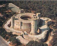 Castell de Bellver, Mallorca, España