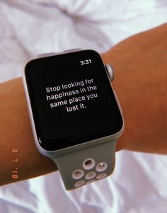 An apple watch can teach us Motivacional Quotes, Mood Quotes, Cute Quotes, Tumblr Quotes Happy, Place Quotes, Quotes Women, Funny Quotes, The Words, Cool Words