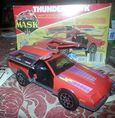 Original Thunderhawk, complete and working. From personal collection.