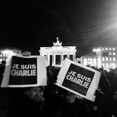 Rassemblement 11 janvier 2015 Berlin