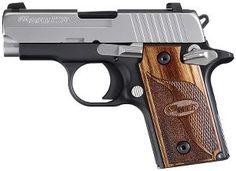 SIG Sauer® P238 Centerfire Pistols : Cabela's