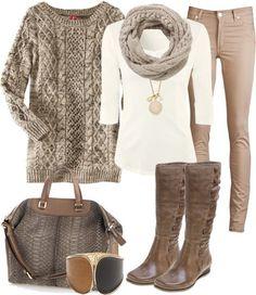 Winter Outfits 2013 | Winter outfit ideas - Little Makeup Face BlogLittle Makeup Face
