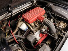 Ferrari Mondial Quattrovalvole '1982–85