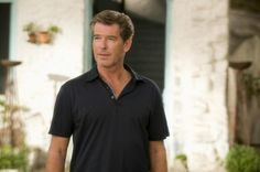Pierce Brosnan - still from Mamma Mia