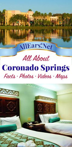 All About Disney's Coronado Springs Resort | Walt Disney World | AllEars.net