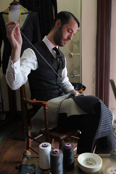 Savile Row Too far? Lock Stock & Barrel is a Cape Town based Bespoke Tailoring. Looking to start a tradition of tailors and purveyors. Make your appointment here:  http://www.tailorsandpurveyors.com/make-a-booking/