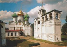 RU-6407184 (2018°173) - Arrived: 2018.05.14    --   Saviour Monastery of St. Euthymius is a monastery in Suzdal, Russia; The monastery was founded in the 14th century, and grew in importance in the 16th and 17th centuries.  In 1968 the monastery was turned into a museum complex managed by the Vladimir-Suzdal Museum-Reserve.  Since 1992 UNESCO World Heritage Sight.