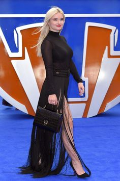 Grace Chatto from Clean Bandit Clean Bandit, Star Fashion, Womens Fashion, Aspinal Of London, Well Dressed, Latest Trends, Celebrity Style, Celebs, Glamour