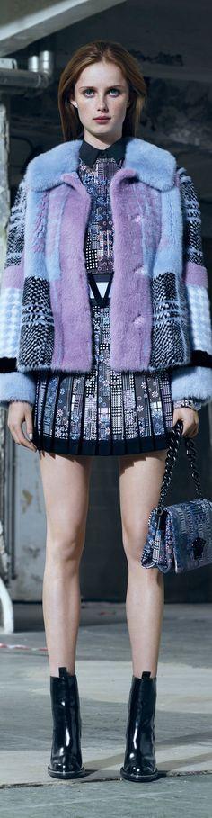 Versace Pre Fall 2016