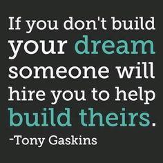 YOUR dreams!
