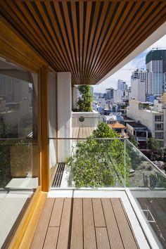 Galeria de Hotel Golden Holiday em Nha Trang / Trinhvieta-Architects - 9
