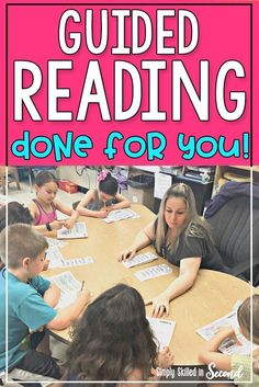 Guided Reading Lesso
