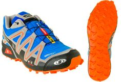 I know theres alot going on but i want'em.....Salomon Trail Running Shoes - Saloman Speedcross 2 GTX