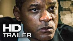 CONCUSSION Official Trailer (2016)