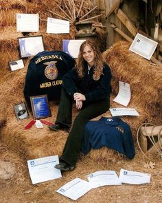Keeping Up With Kelsey: National FFA Week