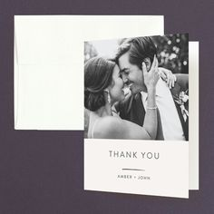 """""""Pattern Play"""" - Modern Thank You Cards in Pebble by Seven Swans. Wedding Favor Tags, Wedding Thank You Cards, Seven Swans, Thank You Postcards, Reception Card, Photo Layouts, Graduation Announcements, Card Patterns, Personalized Stationery"""