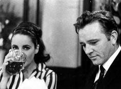 """I introduced Elizabeth to beer; she introduced me to Bulgari."" Richard Burton"