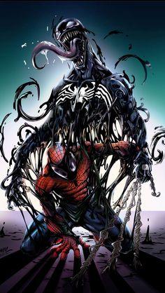 Spiderman & Venom