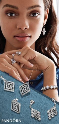 Geometric shapes are a fall fashion must-have and PANDORA's NEW Autumn Collection has everything you will need to get in on this Autumn trend.