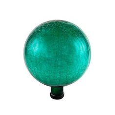 Achla Designs Gazing Globe 12Inch Emerald Green Crackle ** Continue reading at the image link.