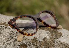 Reading glasses tortoise glasses acetate and wood eyewear