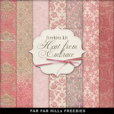Sunday's Guest Freebies ~ Far Far Hill ✿ Join 6,500 others. Follow the Free Digital Scrapbook board for daily freebies. Visit GrannyEnchanted.Com for thousands of digital scrapbook freebies. ✿