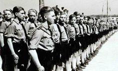 Hitler-jugend close ranks