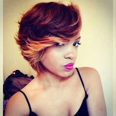 YASS! - http://www.blackhairinformation.com/community/hairstyle-gallery/relaxed-hairstyles/yass/ #relaxedhairstyles