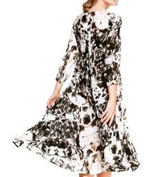 Shalena Black-White Silk Dress http://shalena.ca #women #fashion #dress #shoes #coat #accessories #love #life #american #canadian #australia #newzealand #uk #england #france #germany #spain  #latestfashion #beautiful #happy #pretty #colorful #sweet #bestquality #shopping #womenfashion  #followforfollow #follow4follow #f4f #ifollowback