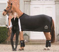 HKM Gloockler Royal Fur Anti Sweat Rug — EQUUS