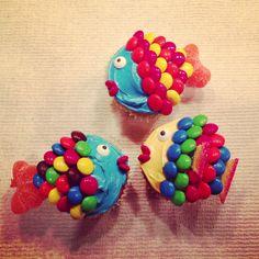 Fish cupcakes!