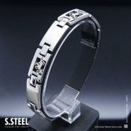 CAPRICORN Horoscope zodiac sign Stainless steel Bracelet M-205
