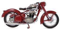 Jawa motorcycle collection