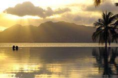 Hotel Sainte Anne Island de Seychelles. Una luna de miel en una isla paradisíaca http://www.luciasecasa.com/noticias/viaje-de-novios-en-seychelles/