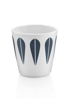 Arne Clausen Cup Designed by Arne Clausen&Sara Skotte| Lucie Kaasavailable at ModernIntentions. Shop here for authentic, designer, modern dishes!